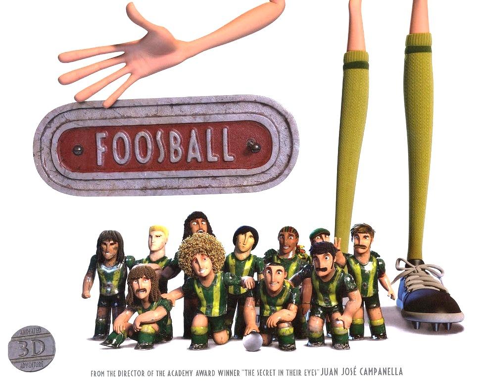 Foosball Film Poster
