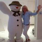 Joanna snowman