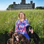Fiona C at Highclere