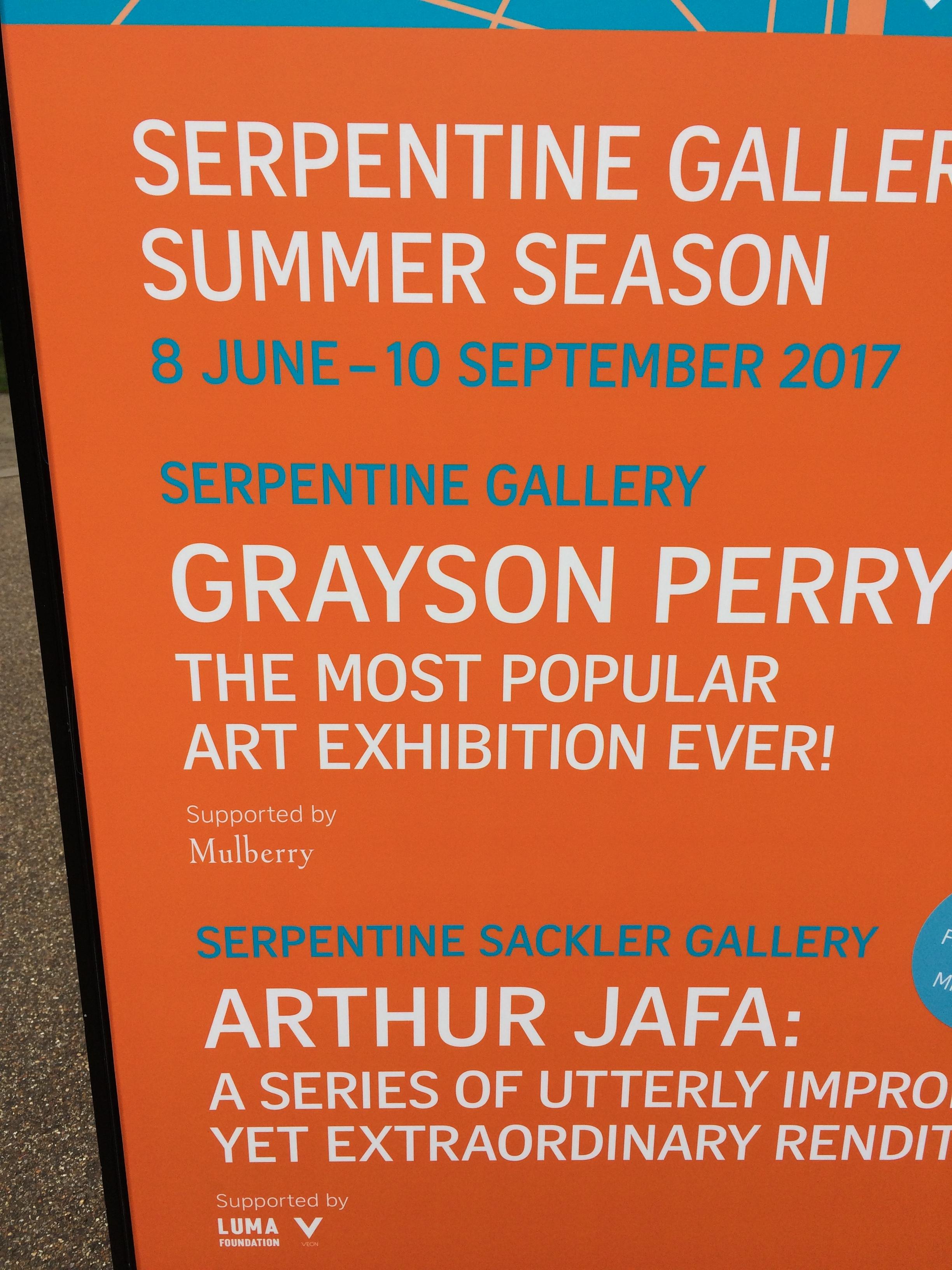 Grayson P exhib